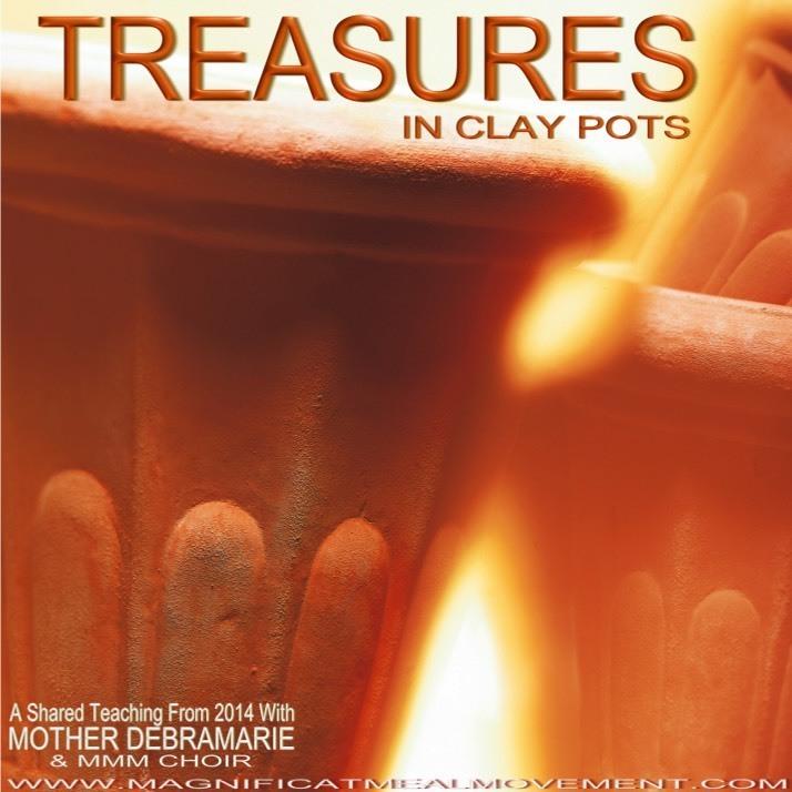 Treasures In Clay Pots 10212