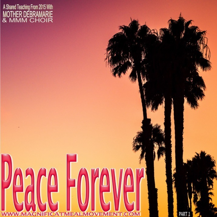 Peace Forever - Part 1 10215