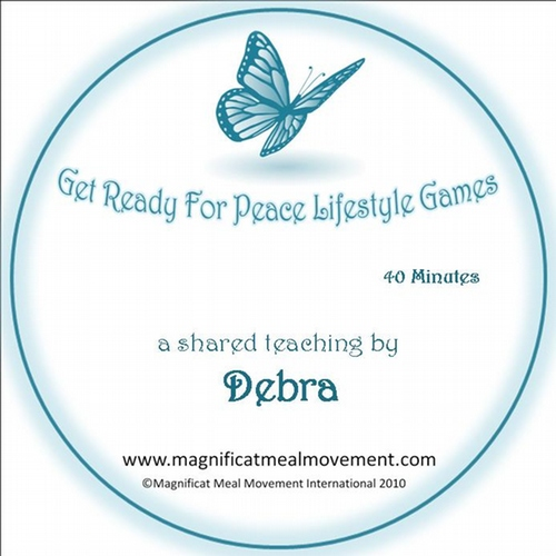 Get Ready For Peace Lifestyle Games mp3 DL10111