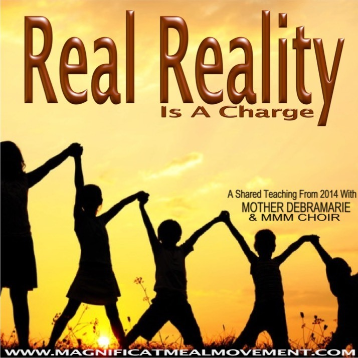 Real Reality Is A Charge 10217