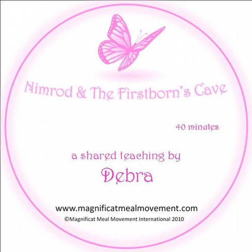 Nimrod and the Firstborn's Cave DL10123