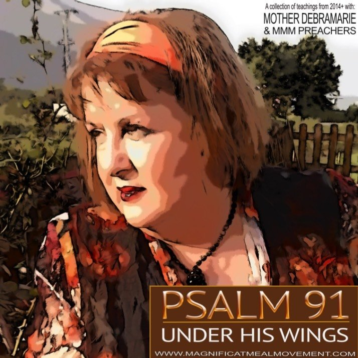 Psalm 91 - Under His Wings 10224