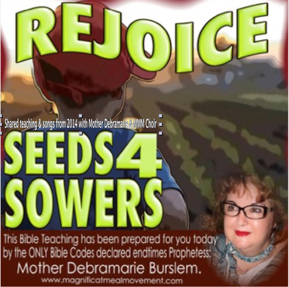 Rejoice Seeds 4 Sowers SKU 10226