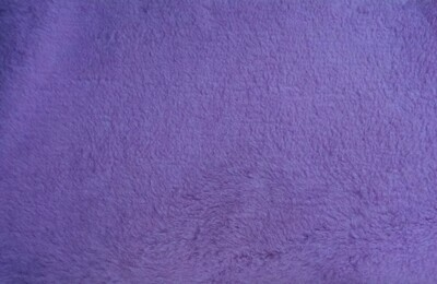 Minimum {15 x Metre Roll} : Ultra Premium - Green Backing : Plain Lilac - Ref : (3250)