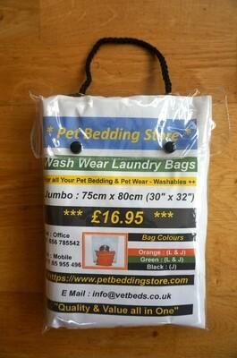 Pet Wash Wear Laundry Bags - Ref : (1300)