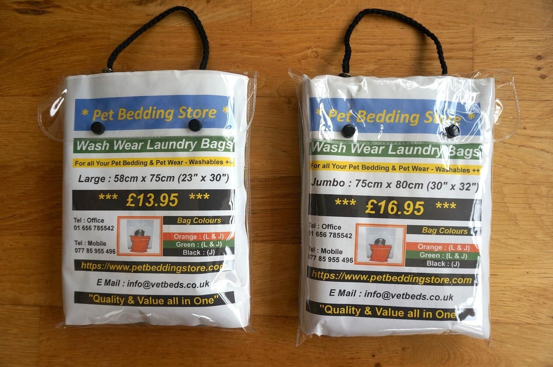 Petbeddingstore : Pet Wash Wear Laundry Bags - Ref : (1300)