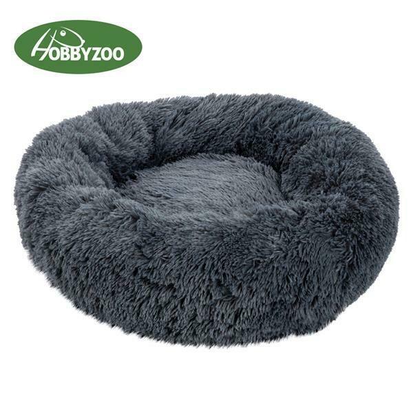 Hobbyzoo : Dog / Cat Calming Bed - Ref : (7602)
