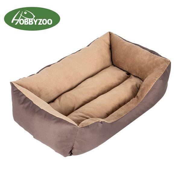 """Hobbyzoo : 28"""" Large Size Pet Bed - Ref : (7604)"""