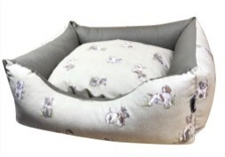 Country Range Dogs Settee - Ref : (6507)