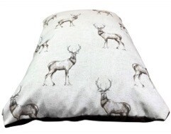 Country Dogs Cushion - Ref : (6341)