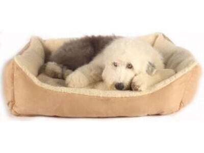 Sheepy Dog Bed - Ref : (6335)