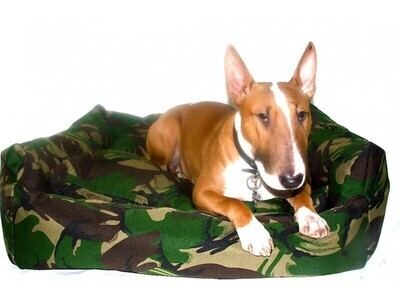 Military Cosy Dog Bed- Ref : (6307)