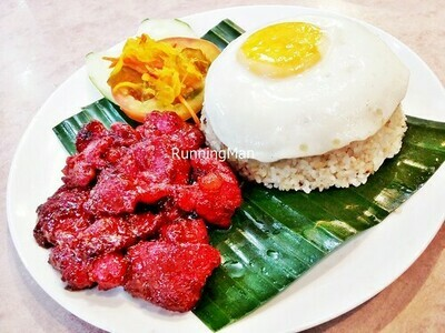 Tosilog (Tocino) *Good for 1*