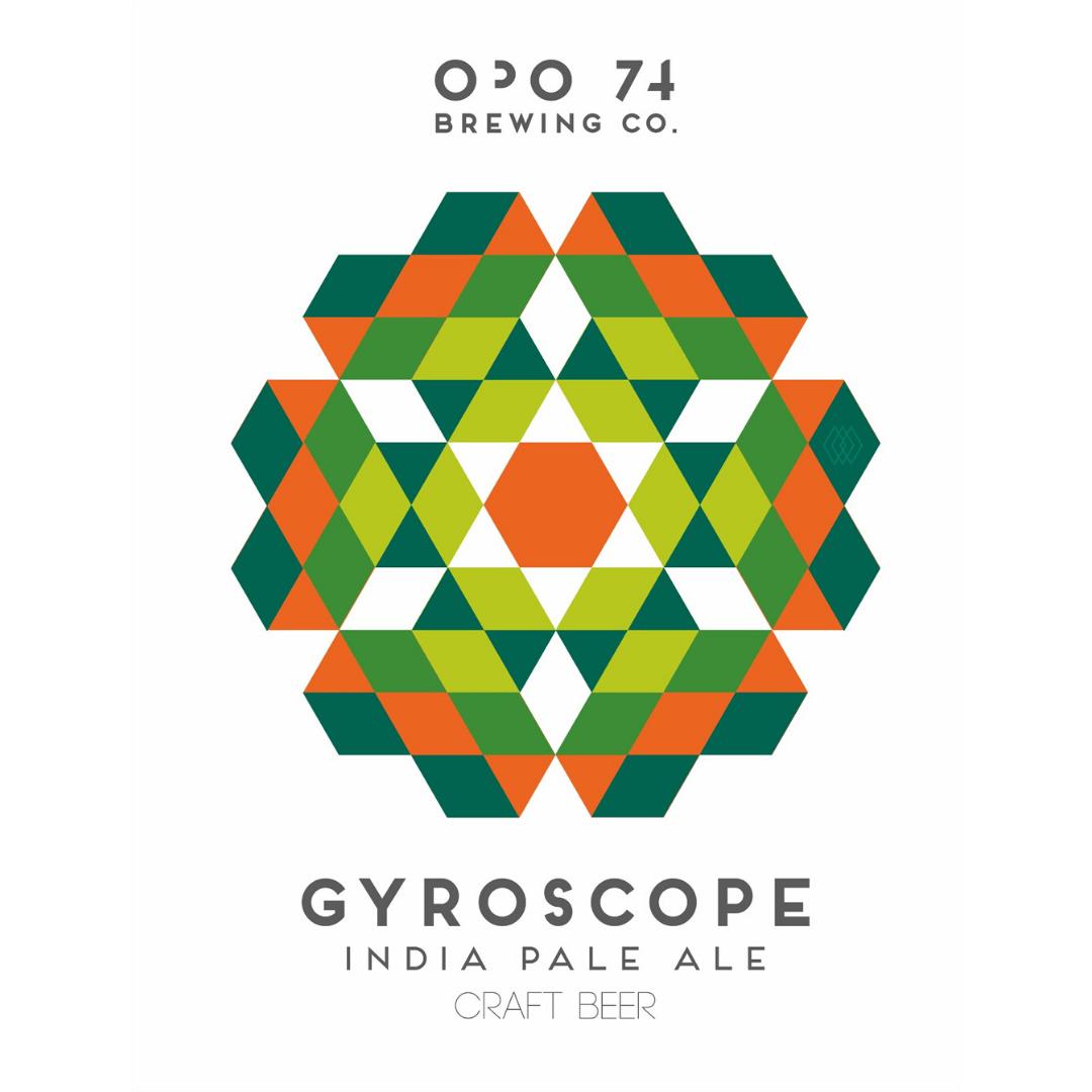 OPO 74 Gyroscope