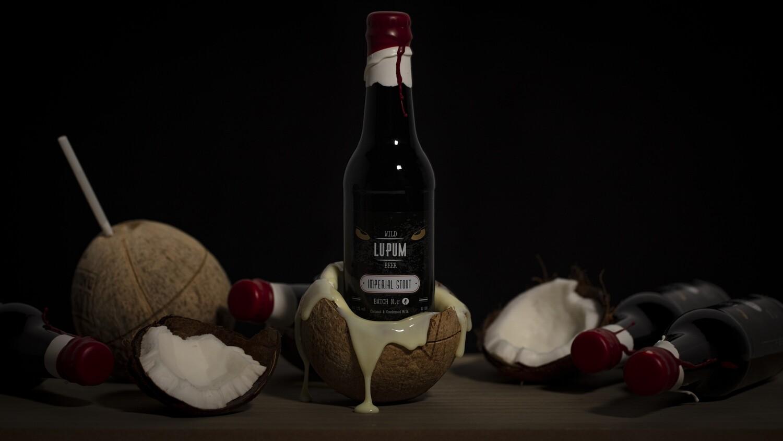LUPUM Imperial Stout Coco & Condensed Milk