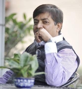 Consultation with Sanjeev Ranjan Mishra