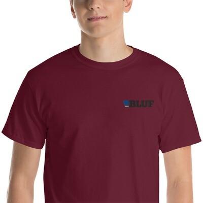 Short Sleeve T-Shirt (black logo)