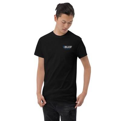 BLUF Montréal embroidered T shirt