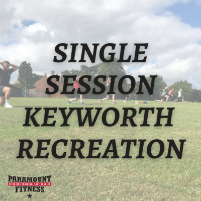 SINGLE SESSION KEYWORTH REC