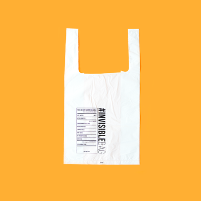 #INVISIBLEBAG Shopping Bag from HK$1.65
