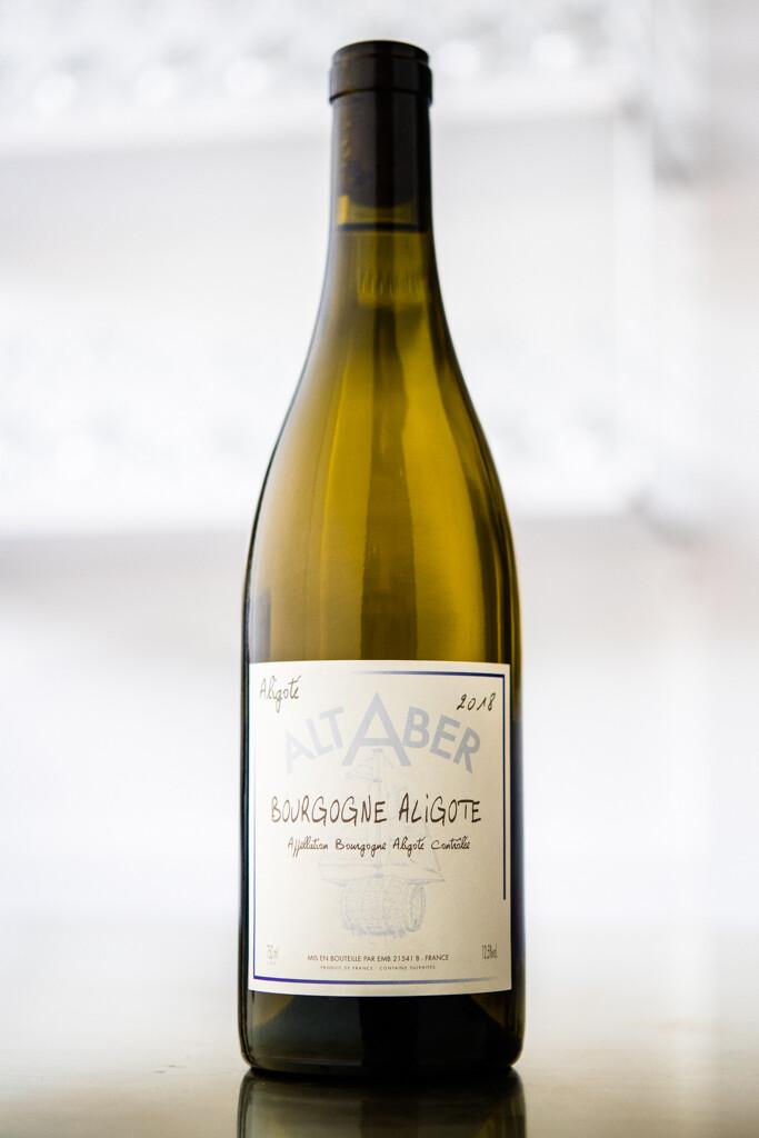 Julien Altaber Bourgogne Aligoté (2018)