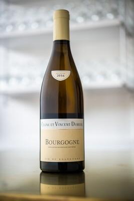 Celine et Vincent Dureuil Bourgogne Blanc Chardonnay (2016)