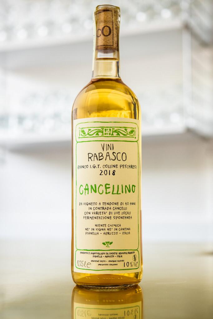 Vini Rabasco 'Cancelli' Bianco (2018)