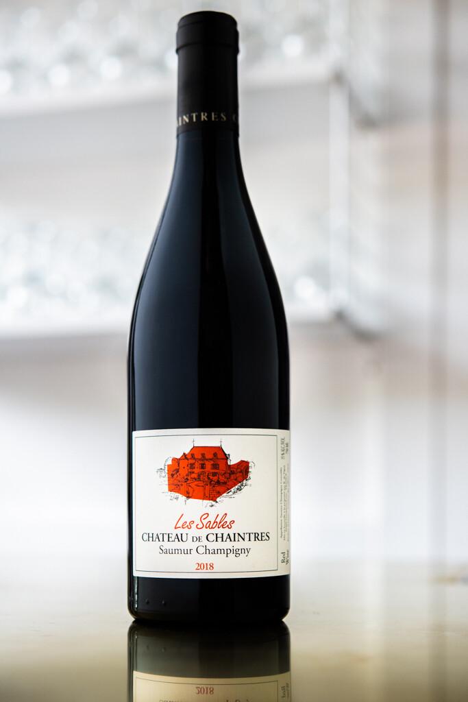 Chateau de Chaintres, Saumur-Champigny 'Les Sables' (2019)