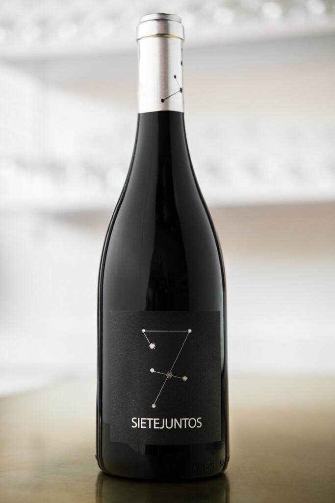 MicroBio Wines 'Sietejuntos' Tempranillo (2016)