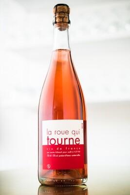 Marie Thibault 'La Roue Qui Tourne' Pet-Nat Rose (2019)
