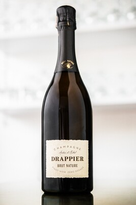 Champagne Drappier, Champagne Brut Nature Pinot Noir Zero Dosage (NV)
