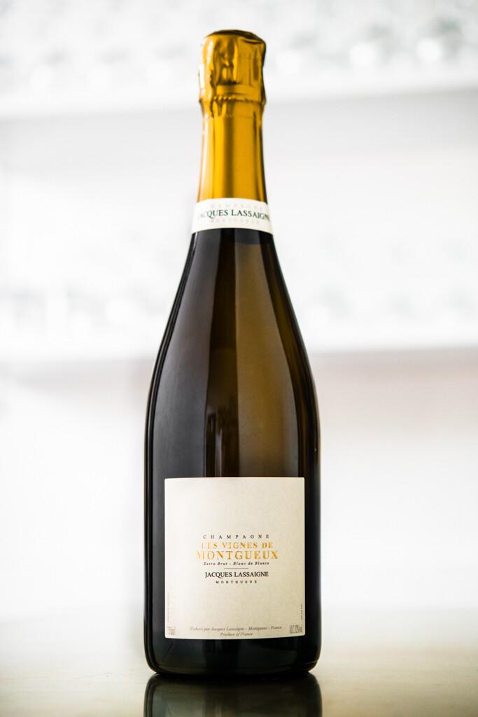 Jacques Lassaigne Champagne Les Vignes de Montgueux Blanc de Blancs Brut