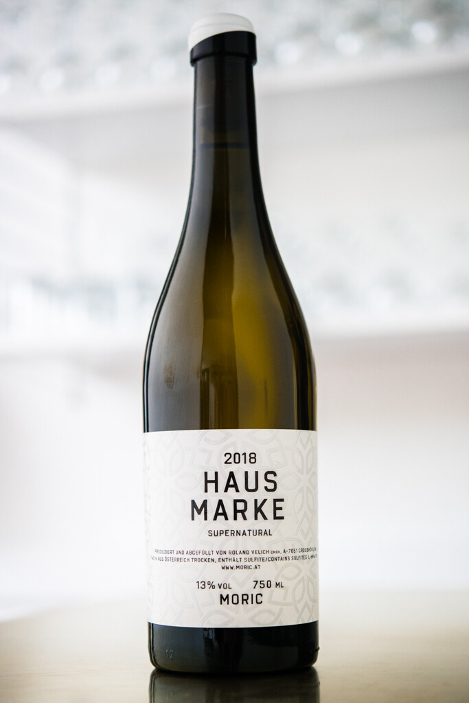 Moric, Hausmarke Weiss Supernatural (2018)