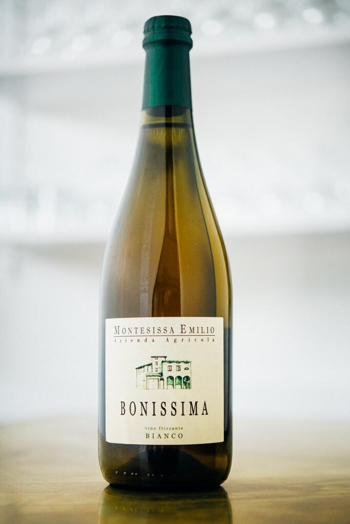 Montesissa Emilio 'Bonissima' Frizzante Bianco (2019)