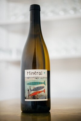 Frantz Saumon, Mineral Plus (2018)