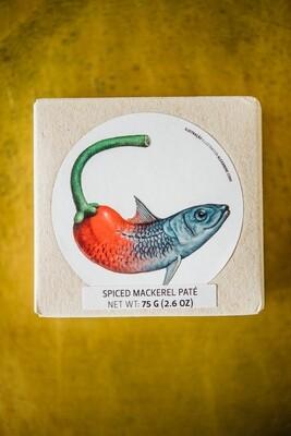 Jose Gourmet Spiced Mackerel Pate