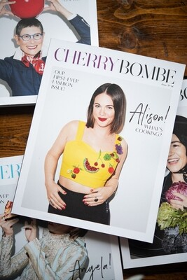 Cherry Bombe Issue #14