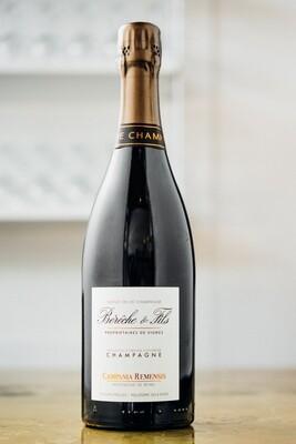 Bérêche 'Campania Remensis' Rose Champagne (2014)