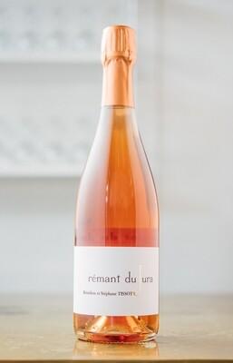 Tissot, Cremant Du Jura Rose Extra Brut