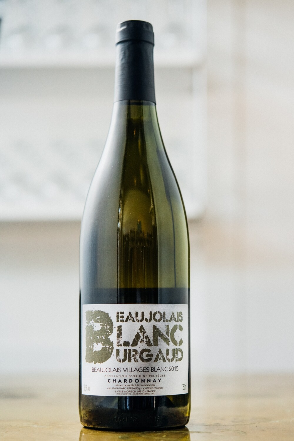 Jean-Marc Burgaud - Beaujolais-Villages Blanc (2015)