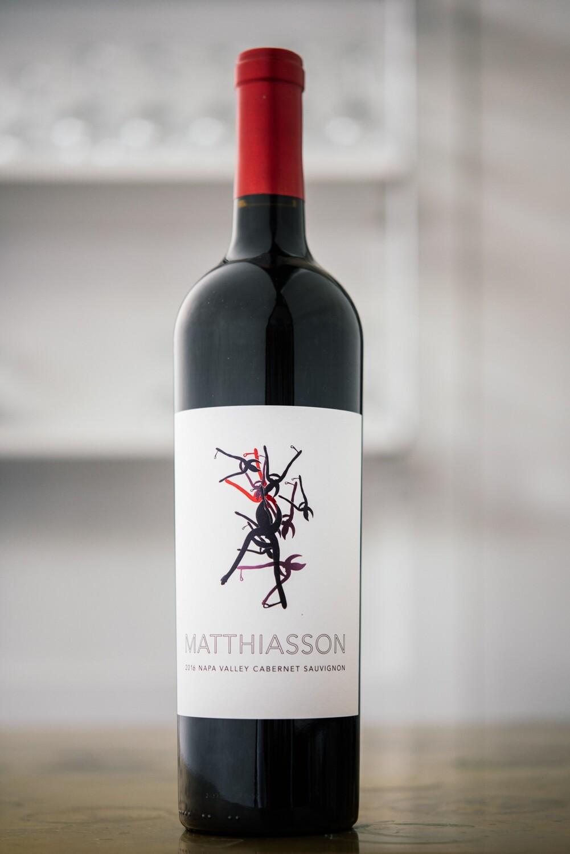 Matthiasson Cabernet Sauvignon (2016)
