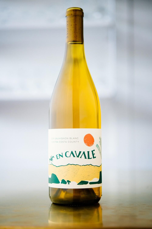 Methode Sauvage 'En Cavale' Sauvignon Blanc (2019)