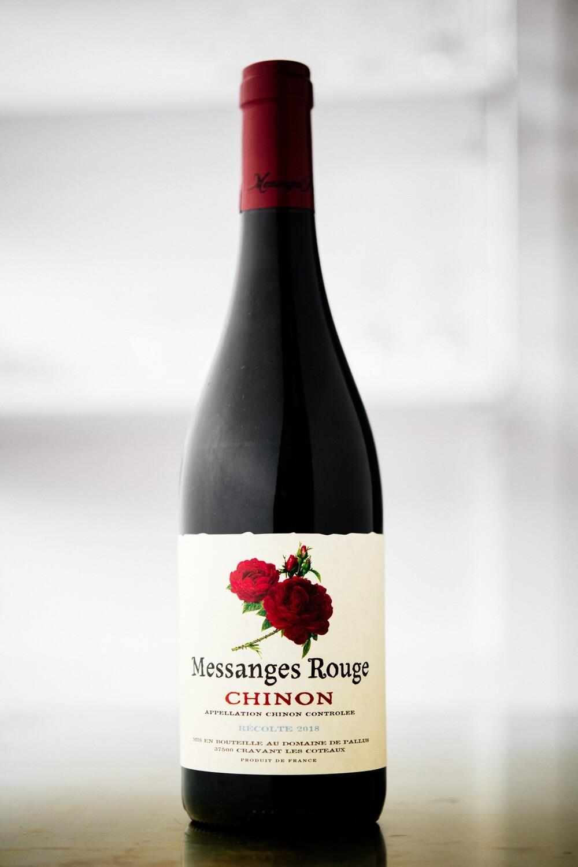 Domaine de Pallus 'Messanges Rouge' Chinon (2018)