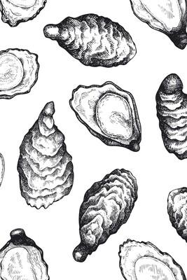 Turkey Day Oysters