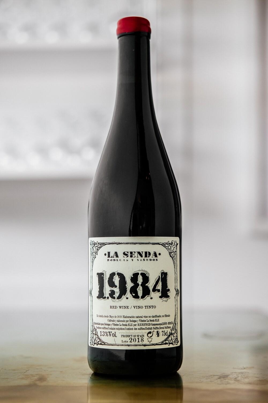 La Senda, Bierzo Mencía '1984' Tinto (2018)