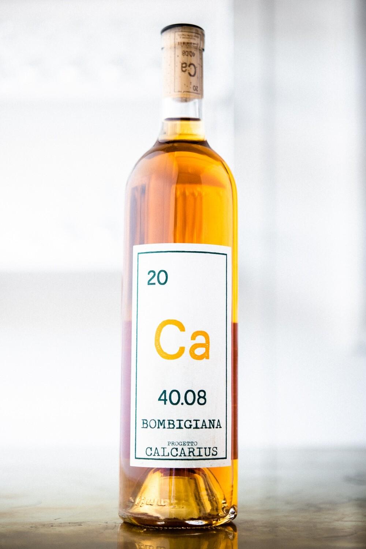 Calcarius, Puglia Bombino Bianco Bombigiana (2018)