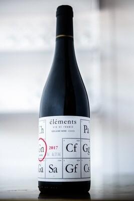 Elements Guillaume Noire, Grolleau (2017)