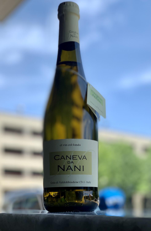 Caneva Da Nani, El Vin Col Fondo NV