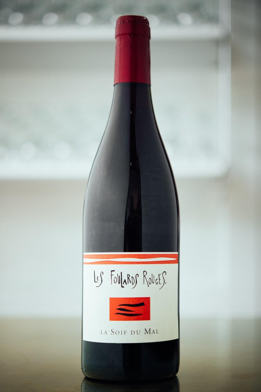 Les Foulards Rouges 'La Soif Du Mal' Rouge (2019)