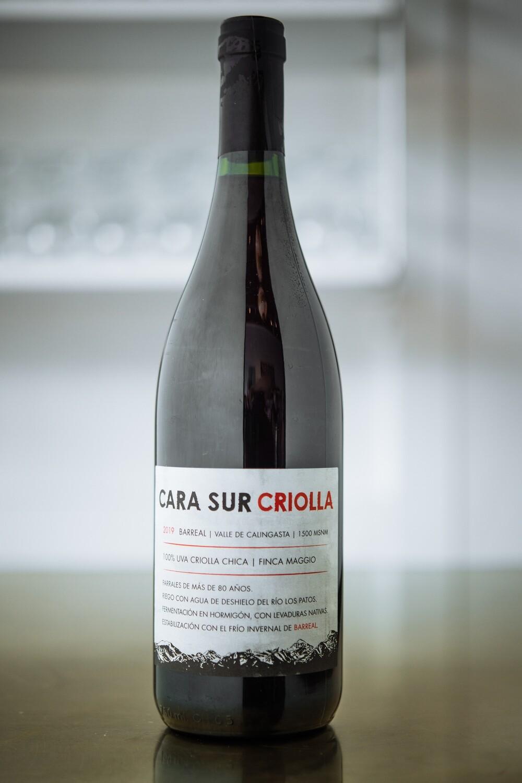 Cara Sur, Criolla Chica (2019)